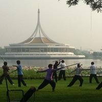 バンコクを訪れたなら足を運びたい。ちょっと素敵なグリーンスポット案内