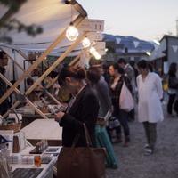 感性を刺激される蚤の市。長野・上田で行われる「ロッピスウエダ」に出かけよう♪