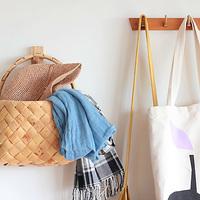 かごバッグに白樺かごの収納…毎日の生活に「かご」を取り入れてみませんか?