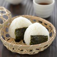 新米の季節です!美味しいお米でほかほかおにぎり♫握り方+レシピ集