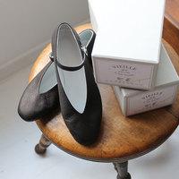 神戸のアトリエで生まれた靴。「Vieille(ヴィエイユ)」の優しい履き心地