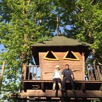 夫婦で作った素敵な森の空間。「バルンバルンの森」でキャンプしよう♪