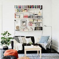 配置次第で素敵な空間に♪ ソファ周りのデッドスペースを上手に使おう!