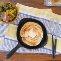 とびきりおいしい朝食を♪機能も見た目も◎「ミニフライパン」を食卓に