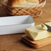 使うほどに愛着がわく。おすすめ「バターケース・バターナイフ」で食卓を華やかに