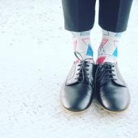なんだか楽しい、履いてうれしい靴下♪「socksks」って知ってる?