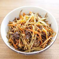 定番~アレンジまで。香りの良い健康食材【ごぼう】を使ったレシピ