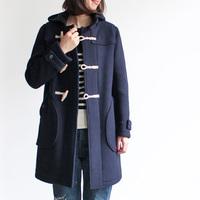 定番アウターをお洒落に・自分らしく♪「ダッフルコート」の着こなし術