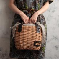 eb・a・gos(エバゴス)。職人気質の魅力的なかごバッグとコーディネート集。