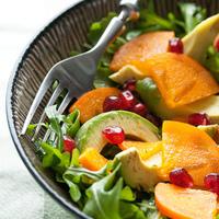 旬の柿をたっぷりと。「柿」をつかった美味しい定番&アレンジレシピ。