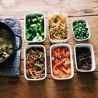 今週の常備菜づくりのヒントに。みんなの作り置きの様子を覗いてみよう♪