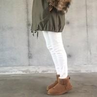 UGG(アグ)は、もはや冬のブーツの定番♪可愛くて防寒もばっちりコーデのご紹介