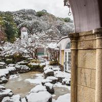 アートと自然と食を贅沢に楽しめる。「大山崎山荘美術館」で過ごす冬の休日