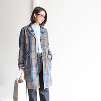ゆるっとシルエットもスタイルよく、ファッションのポイントに♪「ウエストマーク」コーディネート