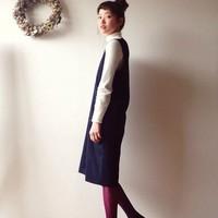 今年こそ<カラータイツ>を素敵に着こなして、冬の足元をカラフルに。