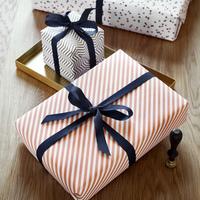 贈り方にも一工夫。セットで渡したいプレゼントをあつめたよ♪