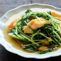 お鍋だけ…?しゃきしゃき【水菜】の活用レシピ集めました♪