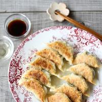 美味しさ格別!「餃子」の皮の作り方と美味しい餃子のレシピ