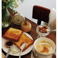 二子玉川/自由が丘、どちらも素敵*「カフェリゼッタ」の美味しい世界へ