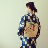 着物をもっと身近に。初詣までに学んでおきたい、着物の【帯結び】