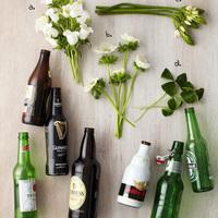 空いた後も賢く利用。ボトル・空き瓶を使った DIY アイディア集。