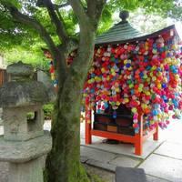 京都でかわいいお守りを授かりたい方に、おすすめの初詣スポット