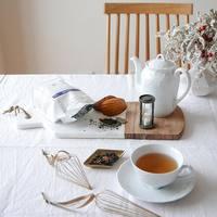 美味しいお茶とお菓子で素敵なおもてなし。【ティーパーティー】はいかが?