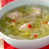 白菜の美味しい季節です*ほっと温まるスープレシピと栄養・保存方法
