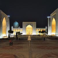 「青の都」と称される世界遺産 ~ウズベキスタンの古都サマルカンドのおすすめスポット~