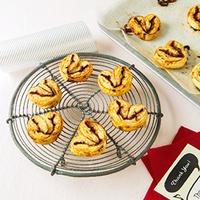 簡単・時短♪市販の「冷凍パイシート」を使って、手作りパイを楽しもう