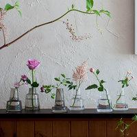 「ホルムガード(Holmegaard)」のフラワーベースで、部屋に春を呼ぼう