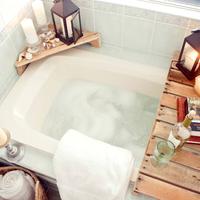 おうちにあるものを湯船にちょい足し♪ じんわりほぐれるお風呂レシピ
