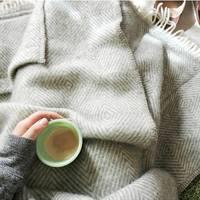 イメージは「ライナスの毛布」。甘えられるブランケットを手に入れよう