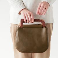 毎日使いたくなる、お気に入りのひとつに。YURUKUのバッグはいかが?
