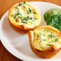 朝食、ティーブレイク、前菜に♪ 「焼き菓子ミニタルト」のアレンジレシピ