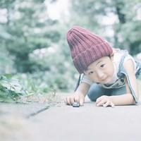日常が特別な想い出になる♪フィルムで残す子ども写真