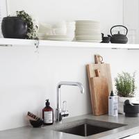 自然と料理がしたくなる♪気持ちのいいキッチン・台所の作り方