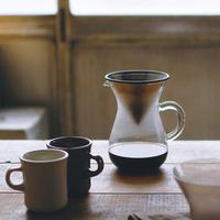いつものコーヒー時間を特別に。「KINTO(キントー)」のSLOW COFFEE STYLE