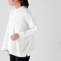 """白シャツの着こなし。""""きちんと""""も""""リラックス""""もスタイリング次第です"""