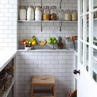 おしゃれなキッチン収納「パントリー」のある暮らしに憧れて・・・