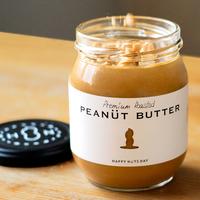 「HAPPY NUTS DAY」のピーナッツバターでハッピーな食卓を♪