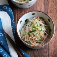 常備菜にもいいかもね♪ みんな大好き【春雨サラダ】の作り方&作り置きレシピ