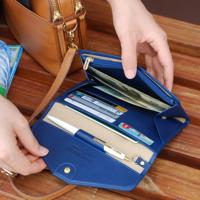 """ゴチャゴチャなお財布さようなら。ひと手間で叶う""""スッキリしたお財布""""を持ち歩こう♪"""