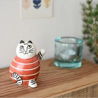 ひとつずつ揃えていきたい。北欧代表デザイナー、リサ・ラーソンの陶器。