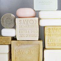 ほのかな優しい香りに癒される『石鹸』の活用術&DIYのヒント