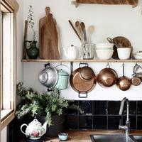 自然と料理がしたくなる♪キッチン・台所づくりDIYアイディア集