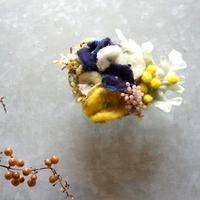 いつもどこかに纏っていたい。「feltico(フェルティコ)」の温かくて素敵なハンドメイド作品