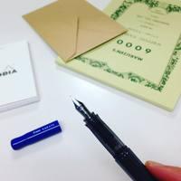きっと手紙を書きたくなる。上質な「ボールペン」や「万年筆」をご紹介します
