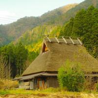 日本昔話の世界を旅する ~京都府 美山かやぶきの里と近郊の見どころ~