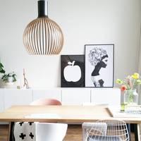 穏やかな光に包まれて。いつかは欲しい、フィンランド発「Secto Design」の木製照明